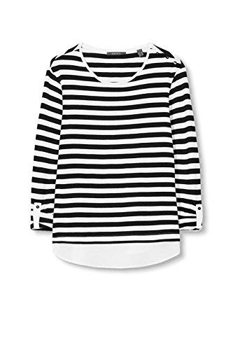 Noir Collection Femme black Esprit Shirt 001 T wHCx7Iq
