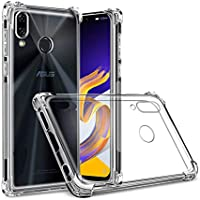 Capa Anti Shock Asus Zenfone 5 5Z 2018, Cell Case, Capa Anti-Impacto, Transparente