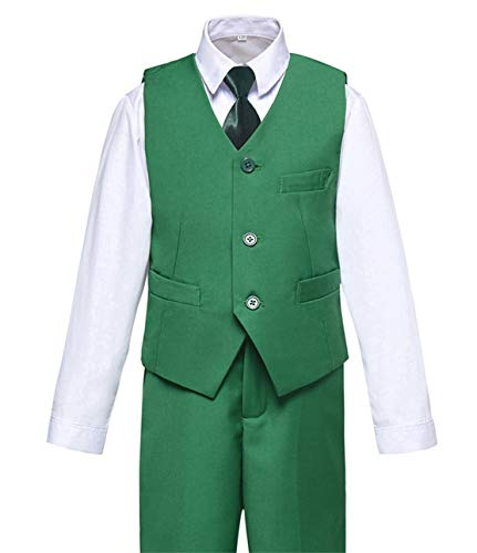 Where to find green suit vest for boys?
