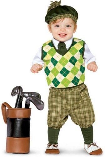 Future Golfer Costume Toddler Boy, Toddler 3-4T -