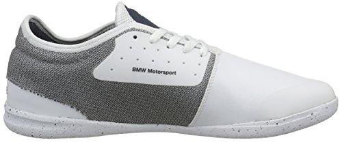 Puma Herren BMW Changer Ignite Sneaker Weiß - Blanc (White/White)