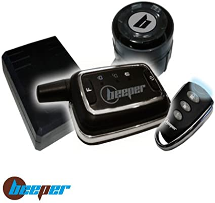 Beeper X6R Alarma Moto Bidireccional