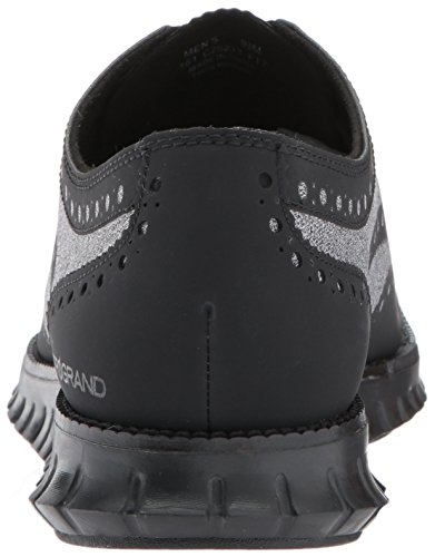 Cole Haan Mens Zerogrand Ox No Stitch Ii Nero / Nero