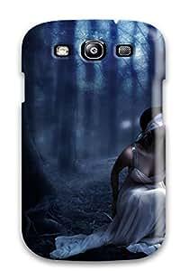 New Gothic Tpu Case Cover, Anti-scratch OMRWidi11661xWnUz Phone Case For Galaxy S3