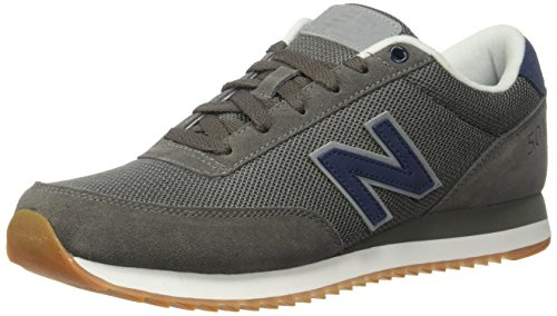 Nuovo Equilibrio Mens Mz501v1 Sneaker Castlerock / Acciaio