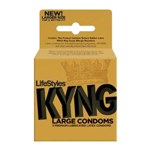 Lifestyles Kyng, 3 Count