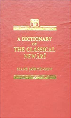 A Dictionary of Classical Newari