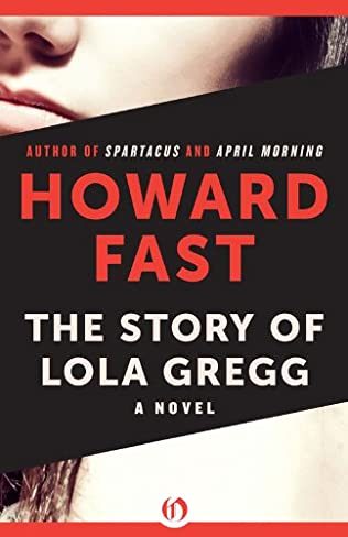 book cover of The Story of Lola Gregg