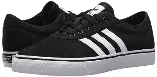 adidas Originals Men's ADI-Ease, White/core Black, 5 M US by adidas Originals (Image #6)