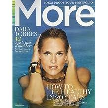 More Magazine April 2009 Dara Torres Cover 2009