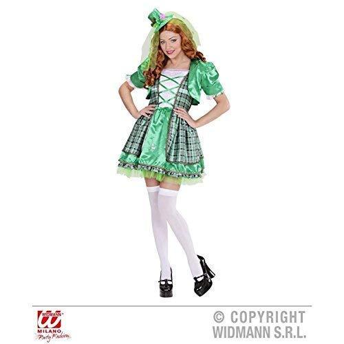 Lively Moments Traje Irlandés Chica / Vestido de Enagua y ...