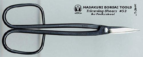 (0053)Masakuni bonsai tool Trimming Shears-P by Masakuni