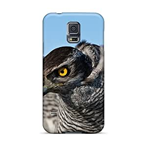 Anti-scratch And Shatterproof Amazing Animals S Pack-2 (9) Phone Case For Galaxy S5/ High Quality Tpu Case