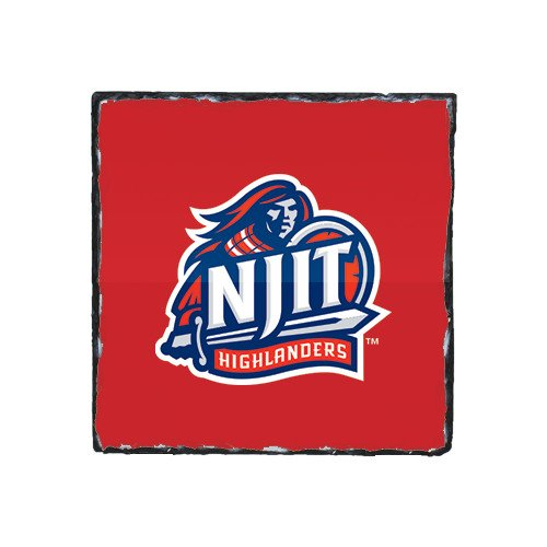NJIT Photo Slate 'Official Logo' by CollegeFanGear