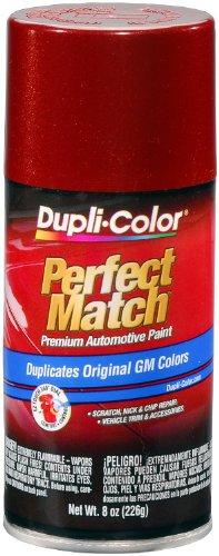 Dupli-Color BGM0341 Autumn Maple Metallic General Motors Exact-Match Automotive Paint - 8 oz. Aerosol (Maple Coat)
