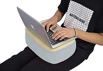 Amazon.com: Comforhome - Mesa de madera para ordenador ...
