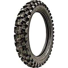 Brother of the Motoz Tractionator Enduro S/T - the I/T motorcycle tire has the same characteristics as the S/T but wears longer and handles harder conditions better. Designed for riders who want the grip they like from motocross tires, but wa...
