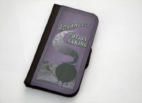 Harry Potter Advanced Potion Making Wallet Case