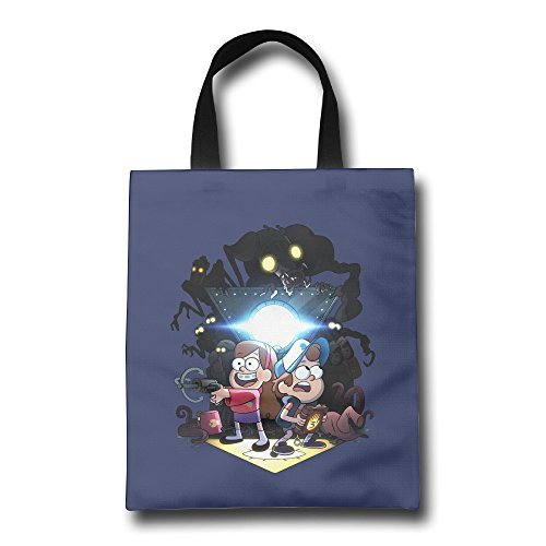 Price comparison product image K-Fly2 Gravity Falls Shopping Bag Tote Bag One Size