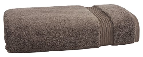 LOFT by Loftex 91024 Innovate Bath Towel, Plum Truffle (Bath Loft)