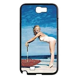 C-EUR Diy Phone Case Marilyn Monroe Pattern Hard Samsung Galaxy S6