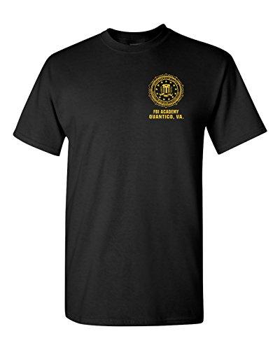 All Things Apparel FBI Academy Quantico VA Mens T-Shirt