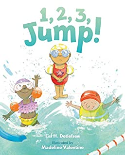Book Cover: 1, 2, 3, Jump!