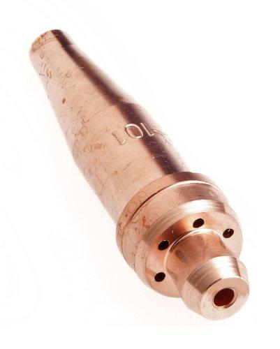 Forney 60446 Cutting Tip, Medium Duty, Victor Style Oxygen Acetylene, Size (Duty Tip)