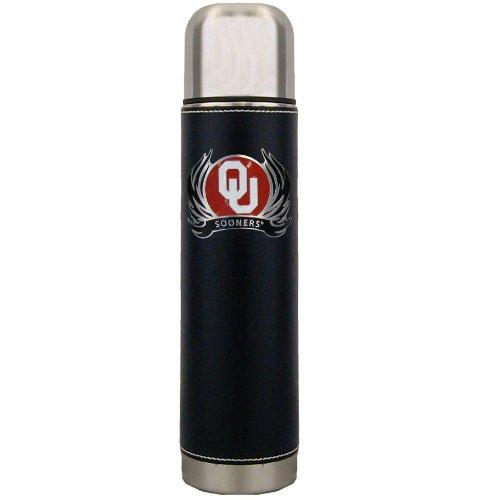 Siskiyou NCAA Oklahoma Sooners Tribal Flame Thermos, 26-Ounce by Siskiyou