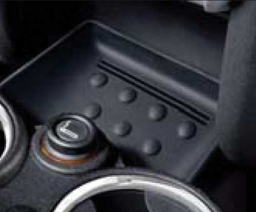 mini cooper center console tray - 2