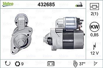 Valeo 432685/Anlasser