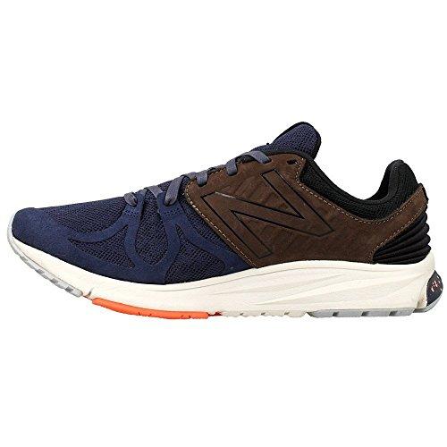 New Balance Herren MLRUSHBF Sneakers Blu marino-Marrone