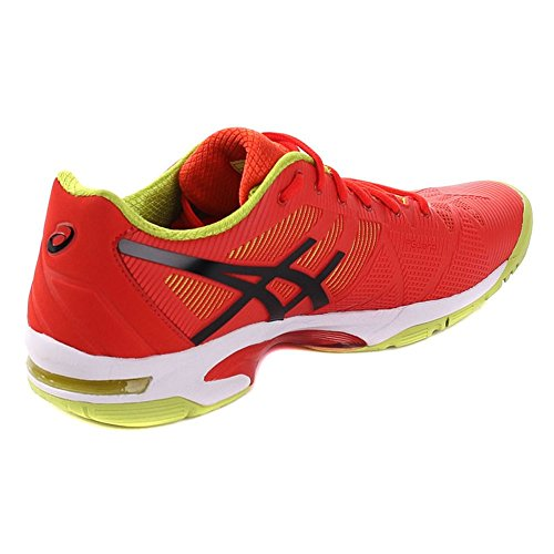 Chaussure Asics Gel Solution Speed 3 Rouge - 45