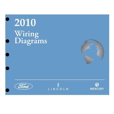 2009-2010 f650/f750 super duty wiring diagram paperback