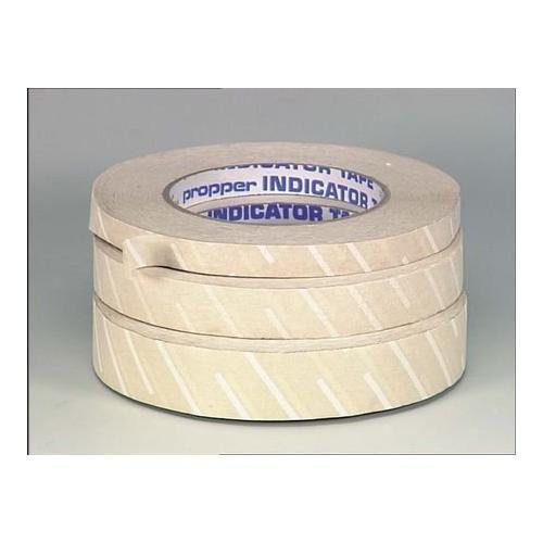 Propper Manufacturing 26800800 Blue Autoclave Indicator Tape, 3/4