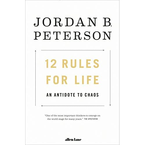 12 Rules For Life [Paperback]