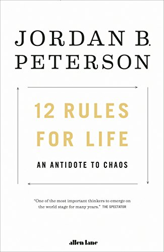 12 Rules For Life [Paperback] from Random House Canada