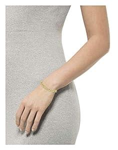 Sterling Silver Double-Link Chain Bracelet
