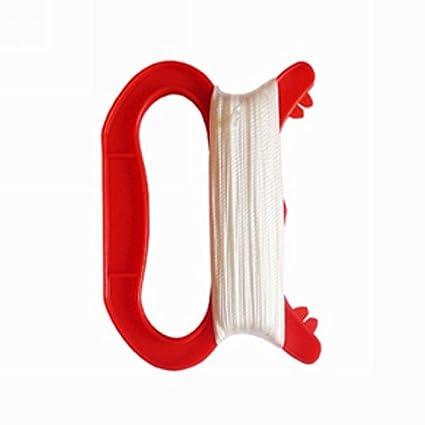 resistente carpintero de metal Handyman con agarre de levas extra/íble y suave para carpintero rojo Abrazadera en forma de G
