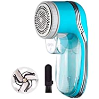 Rechargeable Sweater Shaver, Clothes Shaver,Clothes Defuzzer,Fabric Defuzzer,Lint Shaver,Lint Remover, Remove Pillings, Fuzz, Fluff, Bobbles on Clothes, Cashmere, Wool, Couch, Sofa, Furniture