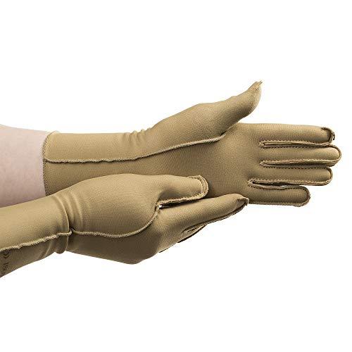 isotoner Therapeutic Gloves, Left, Full Finger, Small