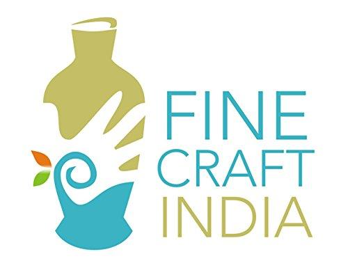 Fine Craft India Wooden Fine Wall Key Shaped Key Ring Holder