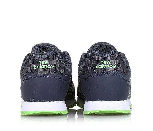 New Balance Unisex-Kinder Kv500 Gey Fitnessschuhe Blu