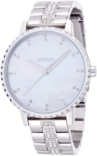 NIXON watch KENSINGTON Kensington CRYSTAL NA099710-00 (Kensington Crystals)