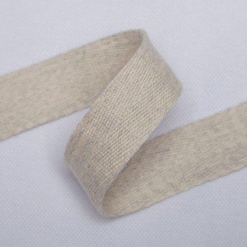 grey linen dress fabric - 3