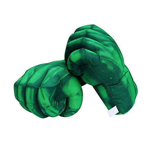 Timall Kids Boxing Gloves Plush Gloves Hands Fists Big Soft Plush Gloves Costume Cosplay for Birthday Christmas 1pcs -