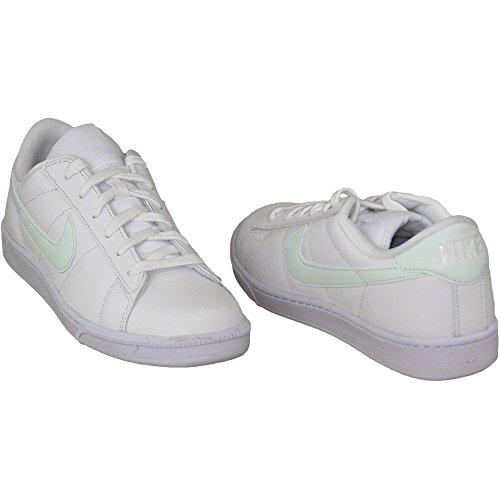 de Verre Blanc Femme Nike Chaussures EU 38 Fibre de Classic Fitness WMNS Blanc Noir Tennis wnfqUfIv6