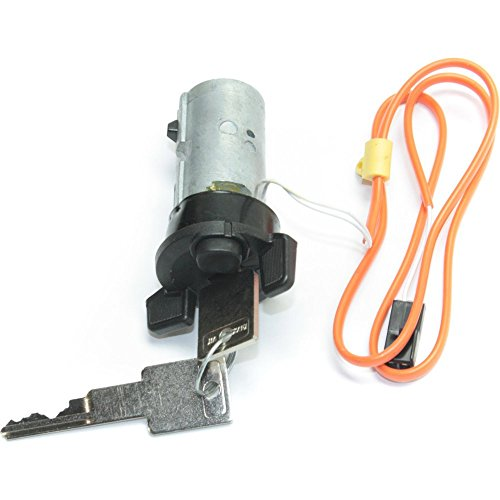 Ignition Lock Cylinder compatible with CHEVROLET CORVETTE 89-96 / CAMARO/FIREBIRD 90-02 Standard Transmission ()