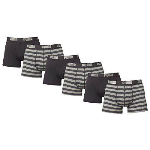 Collection nbsp;nouvelle Striped 6 De Gris Puma 2015 Lot Boxer 2016 SfcgS47