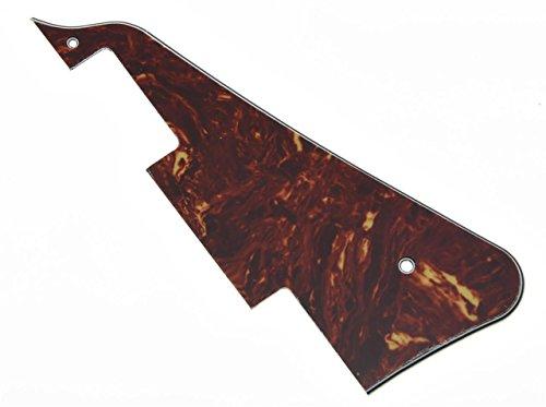 KAISH Vintage Tortoise LP Guitar Pickguard Scratch Plate Fits for Epiphone Les Paul
